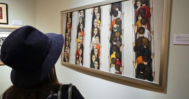 NYC exhibition explores works of woodcut artist Hnizdovsky