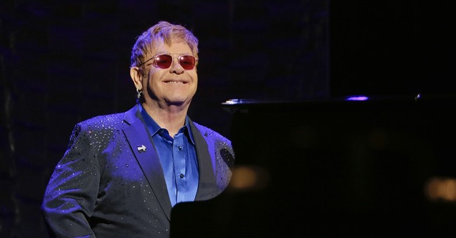 Elton John sued by off-duty officer alleging sex harassment