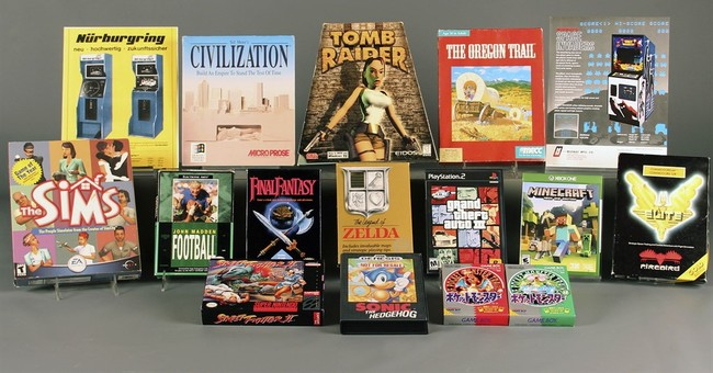 Video Game Hall of Fame reveals finalists for May induction