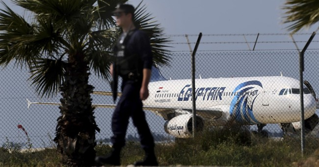 The Latest: Cyprus says hijacker was clearly 'unstable'
