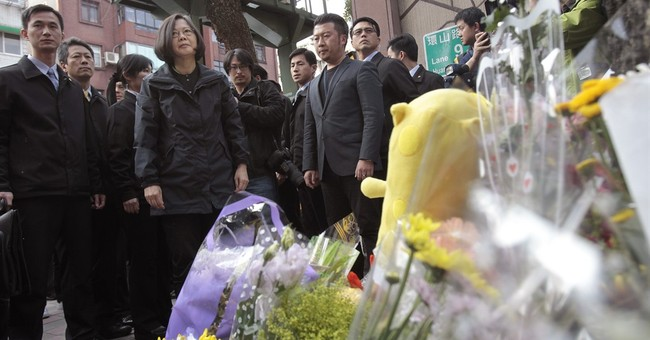 Police officer stabbed day after girl decapitated in Taiwan