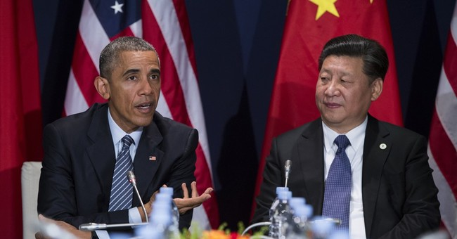 Obama seeing China leader as South China Sea tensions rise