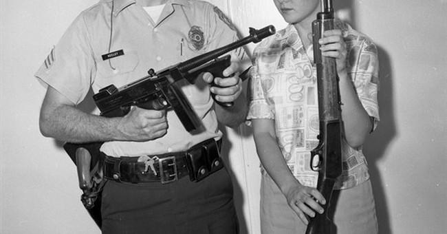Arizona, Indiana towns at odds over John Dillinger's gun