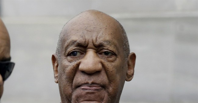 The Latest: Janice Dickinson declares victory in Cosby case
