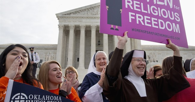 Justices seem to seek compromise in birth control case