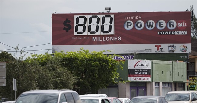 The 10 highest US lottery jackpots
