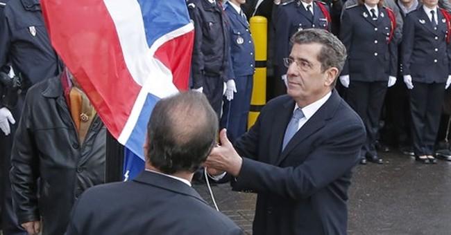 French premier, Jewish leaders mark attack on kosher market