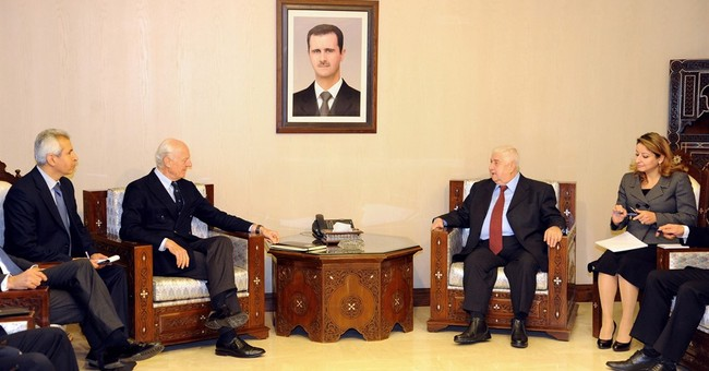 Syrian government ready to attend peace talks in Geneva