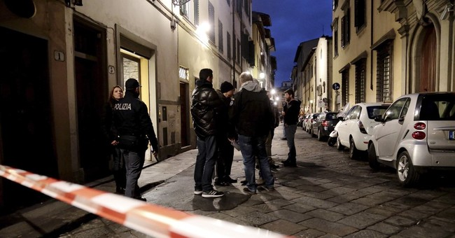 Italian police: US woman found slain in her Florence flat