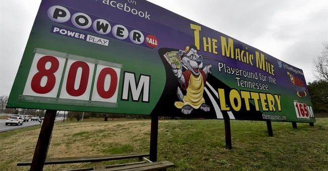 Some key numbers about the giant Powerball drawing