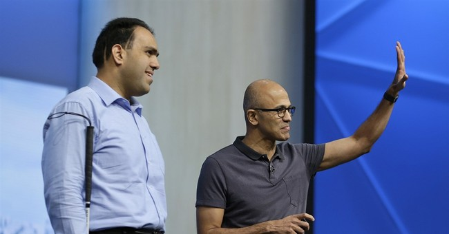 Microsoft pitches smart chats with computers