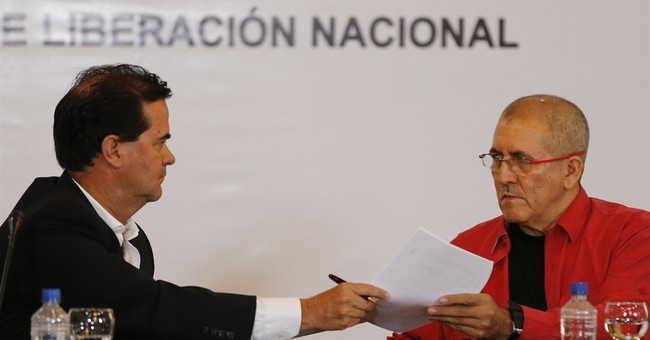 Colombia to hold  peace talks with 2nd-largest rebel group