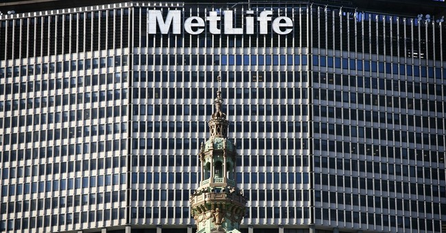 MetLife wins challenge to gov't as judge removes threat tag