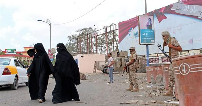 Yemen says dozens of al-Qaida fighters detained in Aden