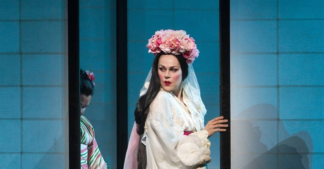 Latvian soprano stars in Met's 'Butterfly' HD broadcast