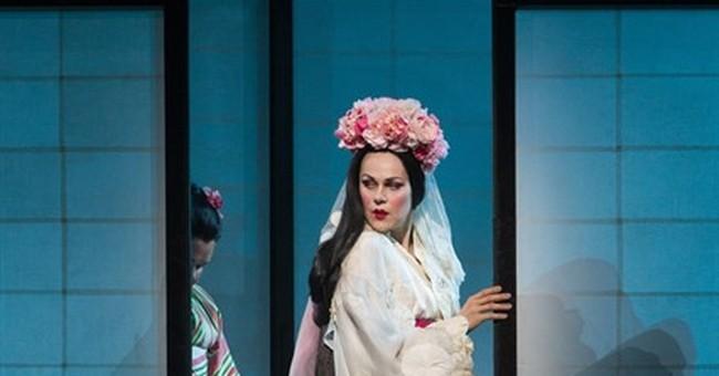 Latvian soprano stars in Met's 'Butterfly' HD broadcast