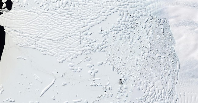 Study: Antarctic ice may melt faster than expected