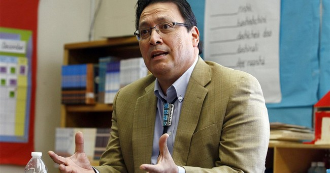 Indian education director demoted amid hiring allegations