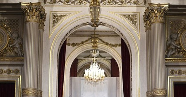 Paris prosecutor: Suspect charged with terrorism offenses