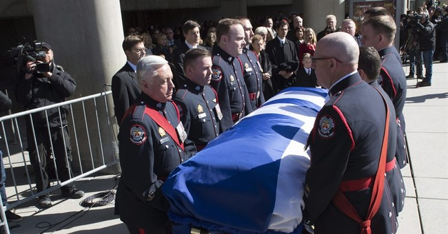 Toronto mourns Rob Ford; 'He's the mayor of heaven now'