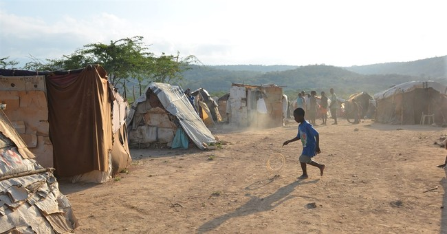 Haiti migrants no longer stranded on desolate  border