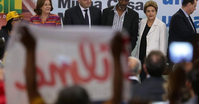 Brazil leader looks to shore up support in reduced coalition