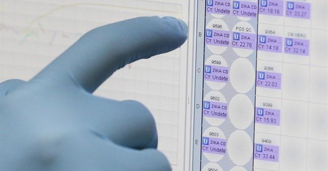 FDA grants use of experimental blood test for Zika screening