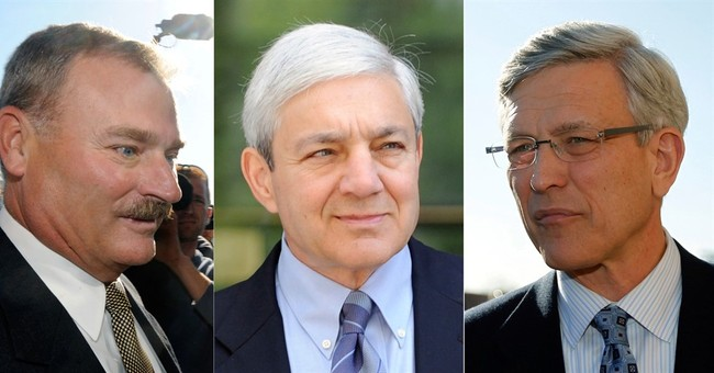 Court upholds dismissal of Penn State ex-officials' charges