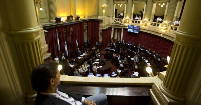 Argentine Congress approves deal to end debt standoff in US