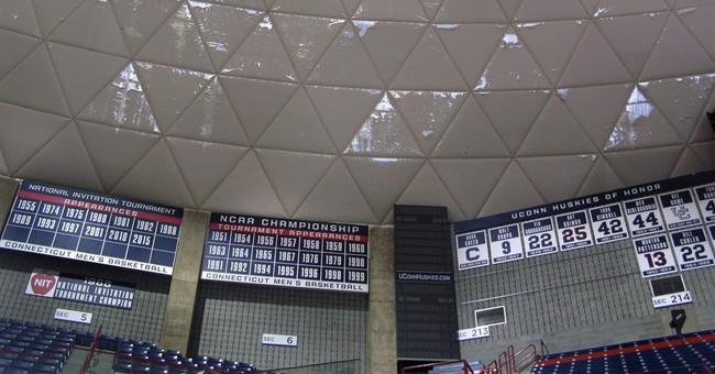 UConn to spend $10 million for new roof at Gampel Pavilion