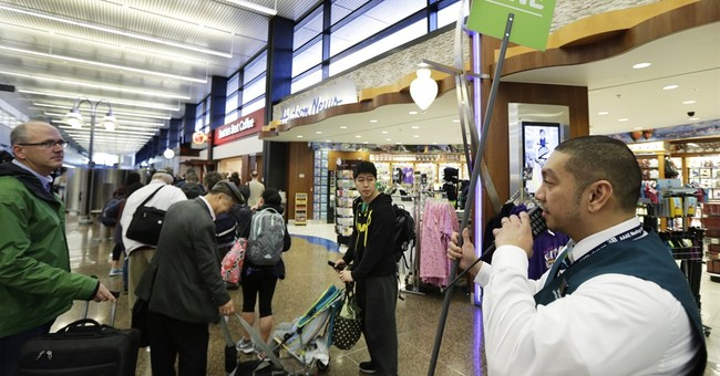 A long wait: Fliers brace for big security lines at airports