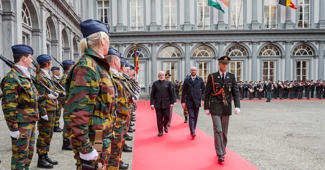 Belgium premier's residence, office found on bomber's laptop