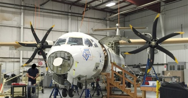 $86 million US counter-narcotics plane still grounded