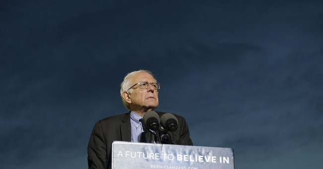 Sanders says if he wins New York, he'll win White House