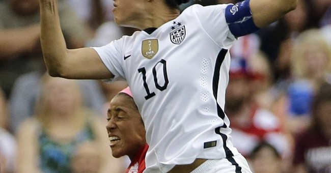 Women accuse US soccer federation of wage discrimination