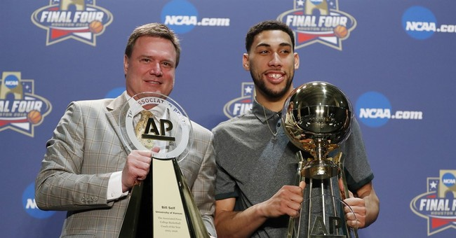 The Latest: NCAA announces referees for Final Four