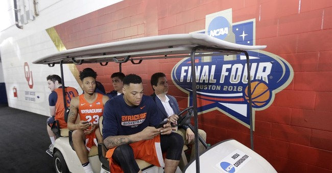 Before Syracuse, 3 other double-digits seeds in Final Four