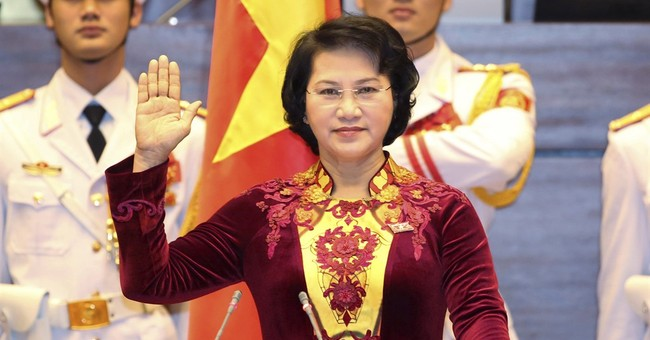Vietnam elects first chairwoman of parliament