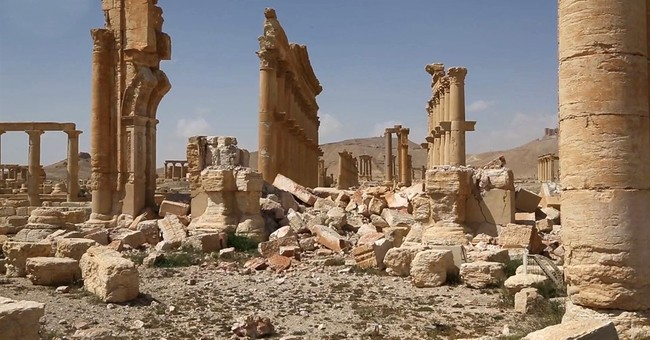 Russian sappers arrive in Syria to clear mines in Palmyra