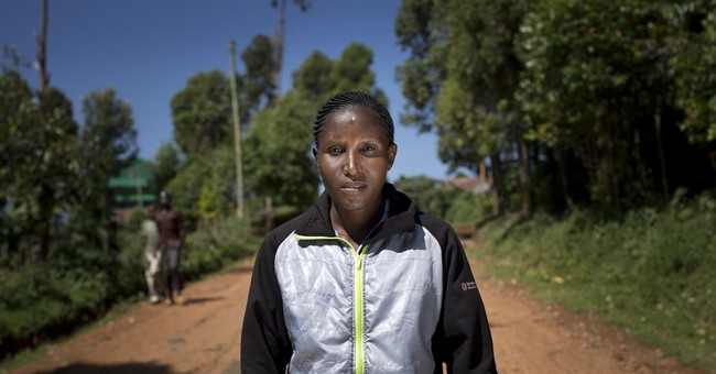 Breaking doping bans, Kenyans race on regardless