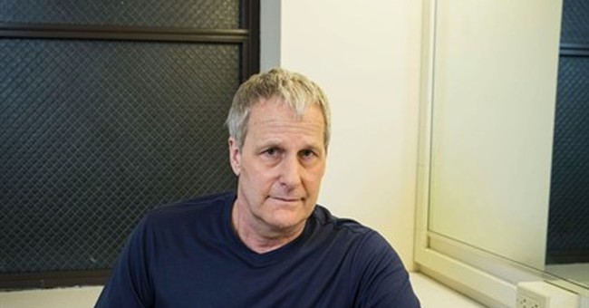 Jeff Daniels turns up the volume of 'Blackbird' this time