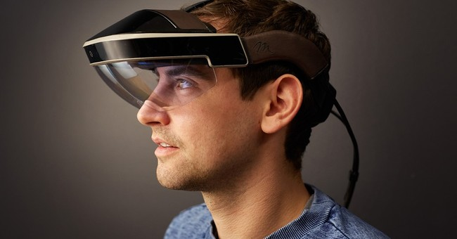 Augmented reality mapping out tech's next mind-bending trip