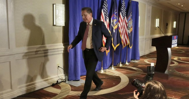 Kasich: Trump 'clearly not prepared' for the presidency