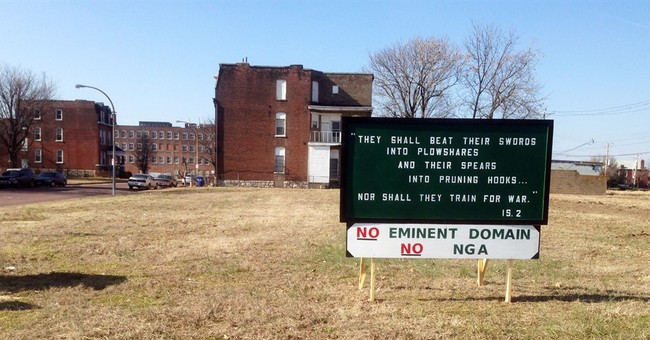 US spy agency selects St. Louis location over Illinois
