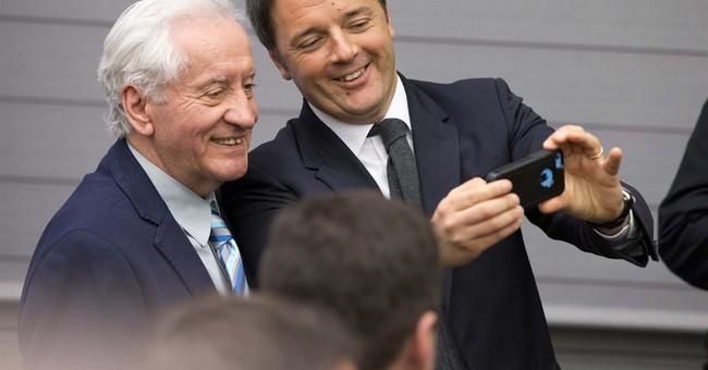 Italian leader says Europe must look inward on terror