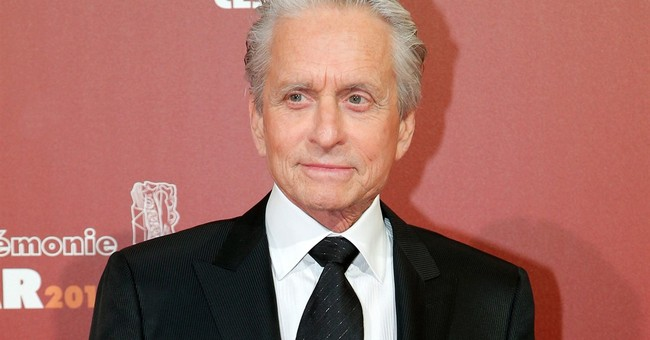 Michael Douglas donating his film collection to NY museum