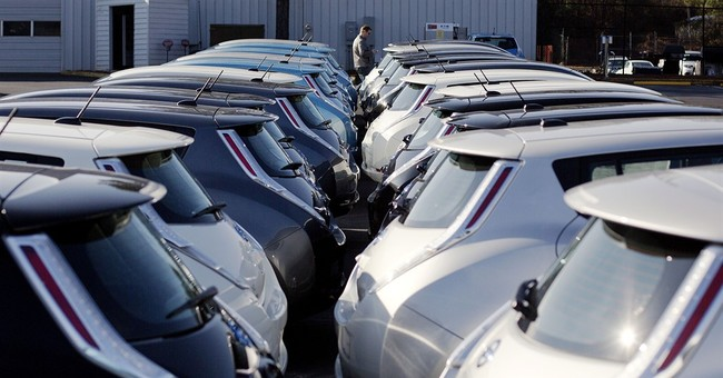 Automakers report best US March sales in 16 years