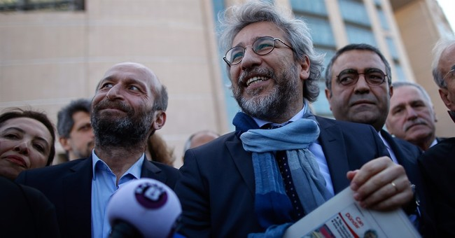 Turkish journalists facing life in prison back in court