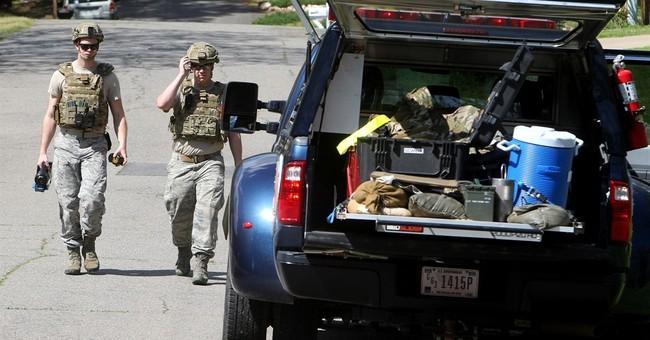 Crews safely detonate Civil War-era land mine in Arkansas