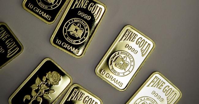 Investor Derby: Gold won first quarter, stocks win long term